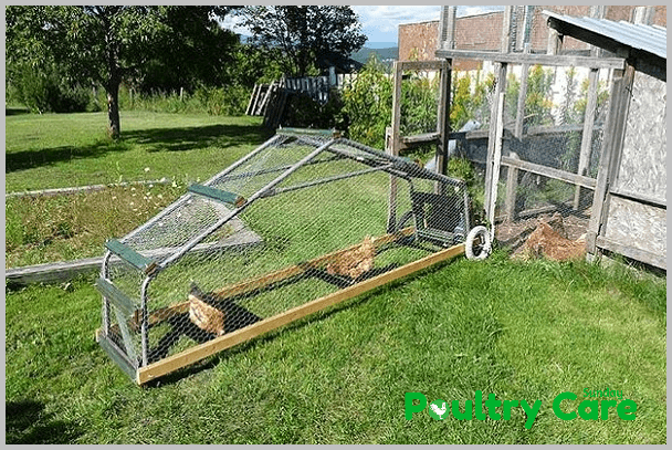 Mobile_A_Frame_Chicken_Coop